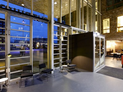 glasoverkapping kantoortuin glasvliesgevels 8