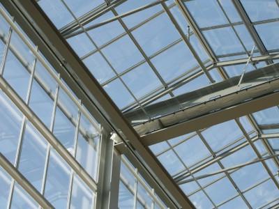 Glasoverkapping vliesgevels tweede huid glasgevel 6