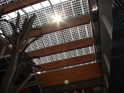 Glasoverkapping met geintegreerde pv panelen 7